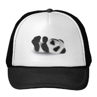 3d Panda Lay Trucker Hat