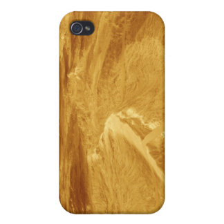 3D Perspective View of Latona Vorona Case For iPhone 4