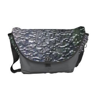 3D Rain Commuter Bags