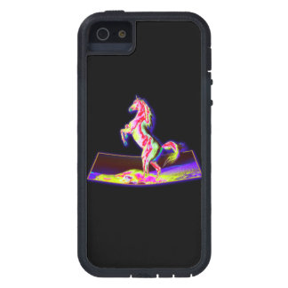 3D REARING HORSE CASE FOR THE iPhone 5