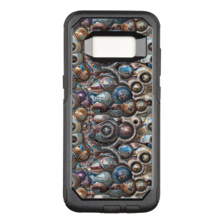 3D Reflections of Copper OtterBox Commuter Samsung Galaxy S8 Case