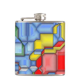 3D shapes Flask