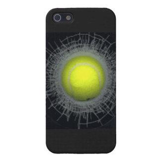 3D Shatter Tennis Ball iPhone 5 5S Case