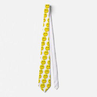 3D Smiley Tie