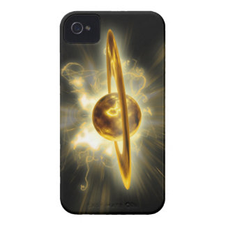 3D Space iPhone 4/4S Cases