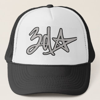 3d Star Logo Hat