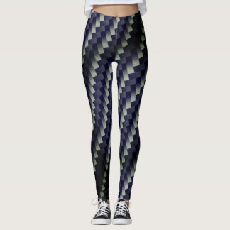 3D Tiles Leggings