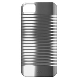 3d Tin Can Texture Case For The iPhone 5