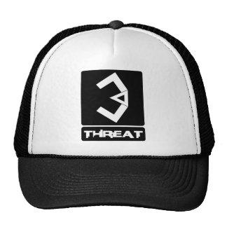 3D Trucker Hat Threat