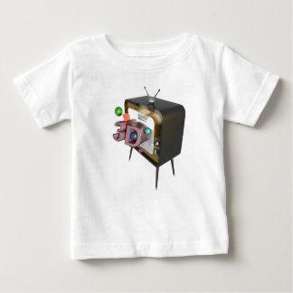 3D tv Baby T-Shirt
