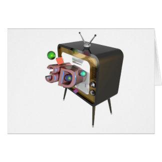 3D tv Card