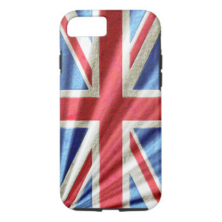 3D Union Flag/Jack Design iPhone 8/7 Case