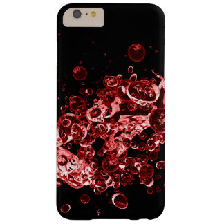 3d water or water ripples splash barely there iPhone 6 plus case