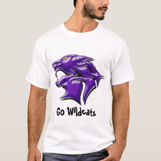 3D Wildcat T-Shirt
