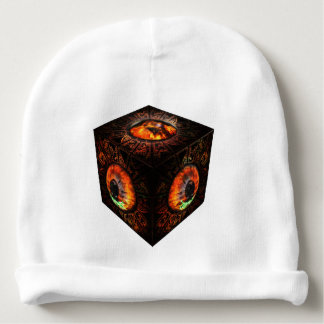 3dCubeOnly.gif Baby Beanie