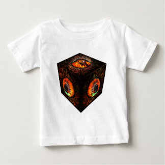 3dCubeOnly.gif Baby T-Shirt