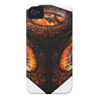 3dCubeOnly.gif iPhone 4 Case-Mate Cases