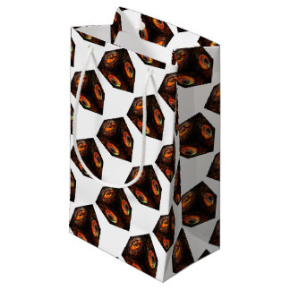 3dCubeOnly.gif Small Gift Bag