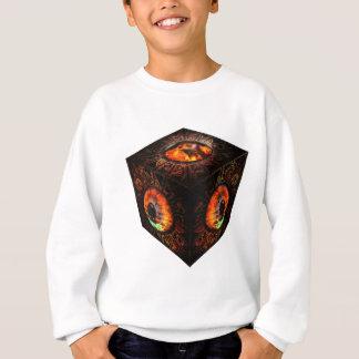 3dCubeOnly.gif Sweatshirt