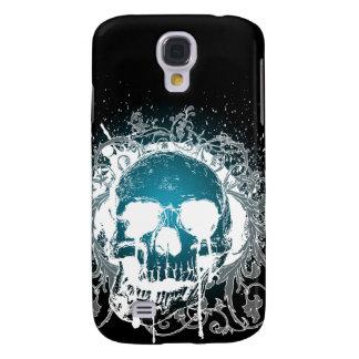 3G Gothic Skull Aqua