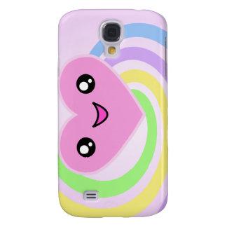3G Kawaii Rainbow Heart