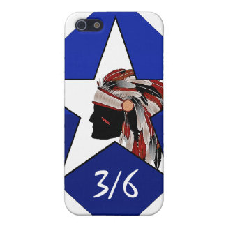 3rd Battalion 6th Regiment iPhone 5/5S Cover