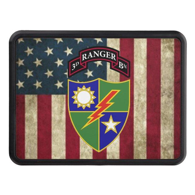 3rd Battalion - 75th Ranger Regiment - Hitch Cover | Zazzle.ca