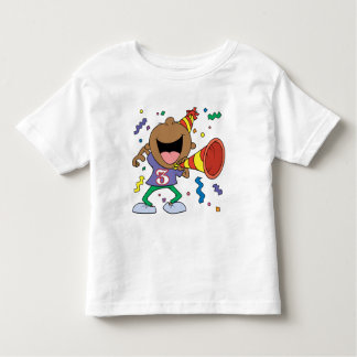 3rd Birthday Boy Toddler T-shirt