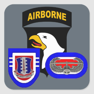 3RD BN 187TH INFANTRY 101ST AIRBORNE STICKERS