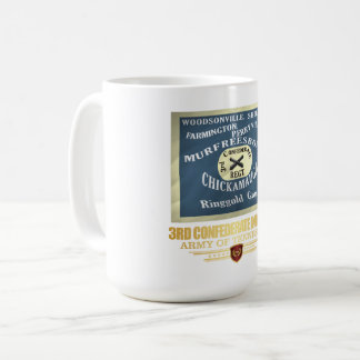 3rd Confederate Infantry Coffee Mug