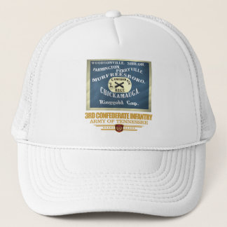 3rd Confederate Infantry Trucker Hat