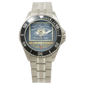 3rd Confederate Infantry Watch