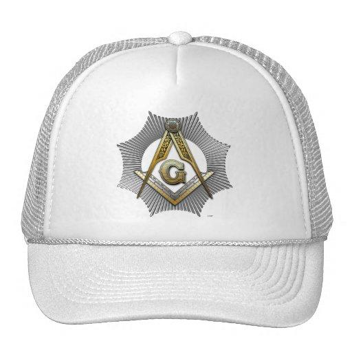 3rd Degree: Master Mason Hats