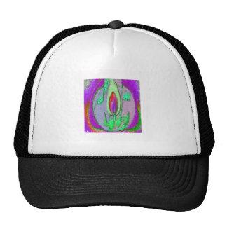 3RD EYE 6TH SENSE illuminated SPIRITUAL ART Trucker Hat