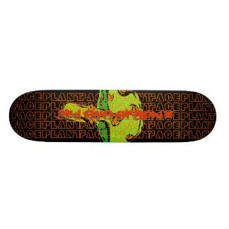 3rd EYE GRAPHIX CAMO MUSHROOM Skate Boards