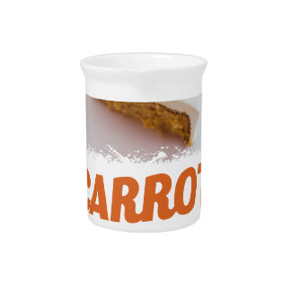 3rd February - Carrot Cake Day - Appreciation Day Pitcher