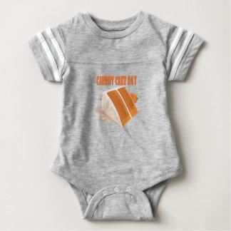 3rd February - Carrot Cake Day Baby Bodysuit