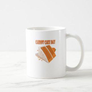 3rd February - Carrot Cake Day Coffee Mug
