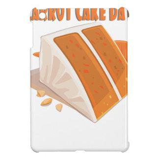 3rd February - Carrot Cake Day iPad Mini Cases