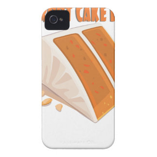 3rd February - Carrot Cake Day iPhone 4 Case-Mate Case