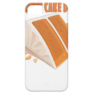 3rd February - Carrot Cake Day iPhone 5 Cover