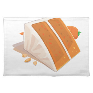 3rd February - Carrot Cake Day Placemat