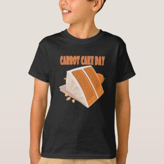 3rd February - Carrot Cake Day T-Shirt