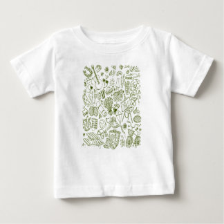 3rd February - Doodle Day - Appreciation Day Baby T-Shirt