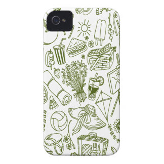 3rd February - Doodle Day - Appreciation Day iPhone 4 Case-Mate Case