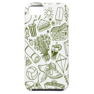 3rd February - Doodle Day - Appreciation Day iPhone 5 Cover