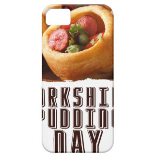 3rd February - Yorkshire Pudding Day iPhone 5 Case