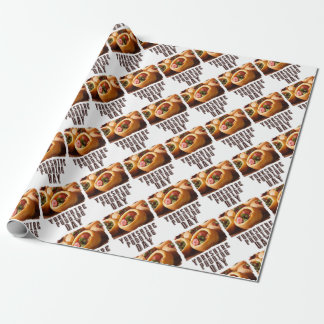 3rd February - Yorkshire Pudding Day Wrapping Paper