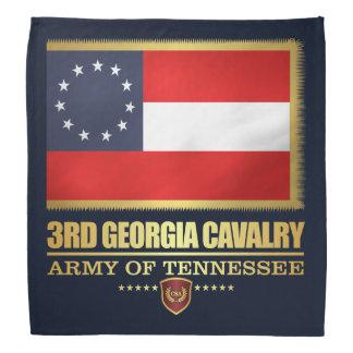 3rd Georgia Cavalry (F10) Bandana
