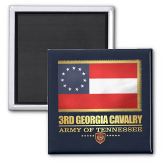 3rd Georgia Cavalry (F10) Magnet